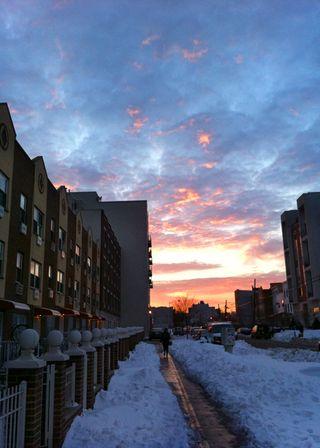 SunsetWilliamsburg2010
